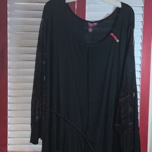 Taillissime Plus-Size Tunic